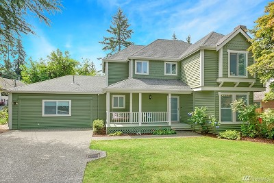 Shoreline Single Family Home For Sale: 511 N 188th St