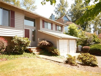 Bothell Single Family Home For Sale: 1223 224th Place SW