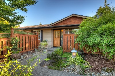 Kirkland Single Family Home For Sale: 8205 NE 142nd St