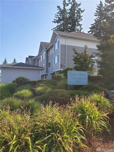 Edmonds Condo/Townhouse For Sale: 7818 228th St SW #107