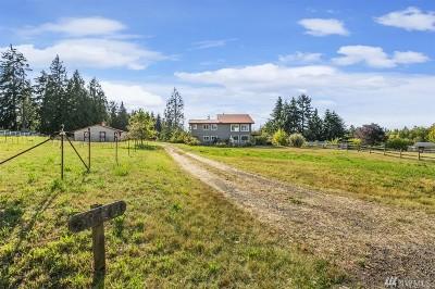 Hansville Single Family Home For Sale: 37181 Thors Rd NE