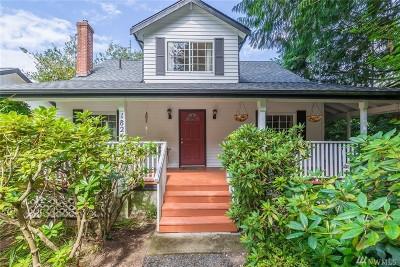 Olympia Single Family Home For Sale: 1824 Miller Ave NE