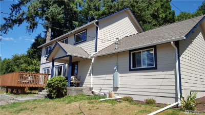 Centralia Single Family Home For Sale: 112 S Pleasant Ave