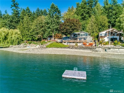 Bremerton Single Family Home For Sale: 3129 Rocky Point Rd NW