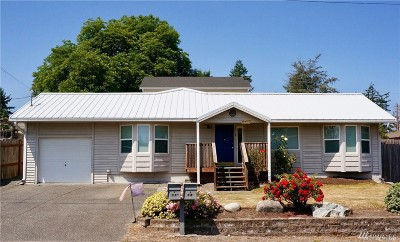 Single Family Home For Sale: 6814 Olympic Dr #A