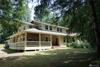 Lewis County Single Family Home Contingent: 1174 Bunker Creek Rd