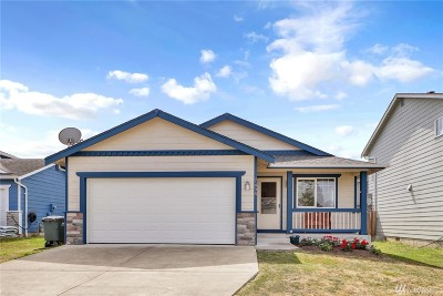 Blaine Single Family Home For Sale: 7498 Seashell Wy
