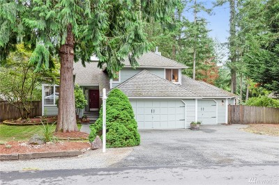 Sammamish Single Family Home For Sale: 21519 NE 9th Place