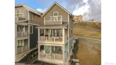 Grays Harbor County Single Family Home For Sale: 42 Seaside Lane