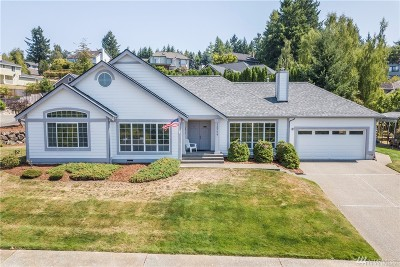 Silverdale Single Family Home For Sale: 12254 Ridgepoint Cir NW
