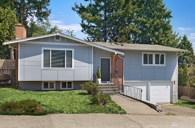Federal Way Single Family Home For Sale: 29824 25th Place S