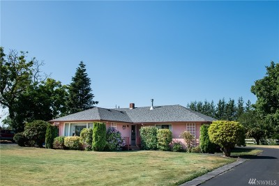 Everson, Nooksack Single Family Home For Sale: 202 W Lincoln