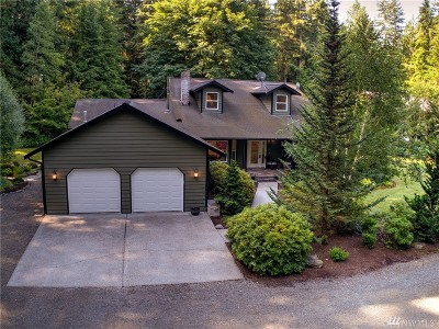 Arlington Single Family Home For Sale: 12522 246th St NE
