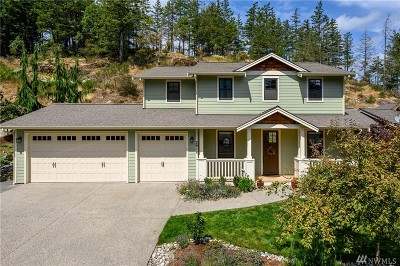 Anacortes Single Family Home Pending Inspection: 2612 Berentson Ct