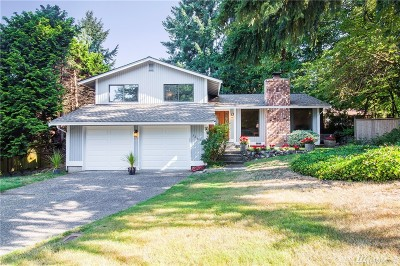 Federal Way Single Family Home For Sale: 32814 43rd Place SW
