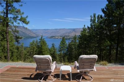 Chelan, Chelan Falls, Entiat, Manson, Brewster, Bridgeport, Orondo Residential Lots & Land For Sale: Guffy Rd