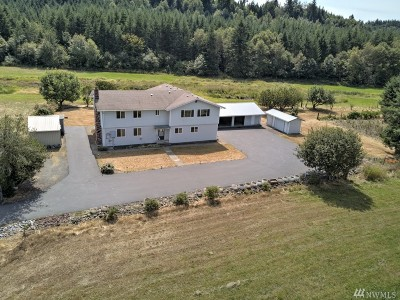 Tenino Single Family Home For Sale: 6827 State Route 507 SE