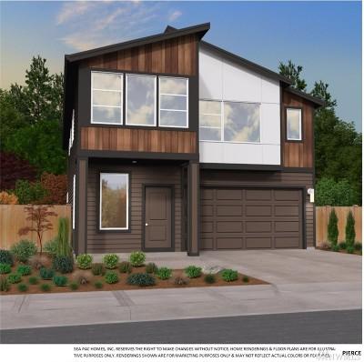 Marysville Single Family Home For Sale: 17601 26th Dr NE