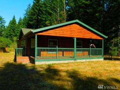 Rainier Single Family Home Pending: 13145 Horizon Pioneer Rd SE