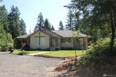 Bremerton Single Family Home For Sale: 8225 NW Duryea Rd