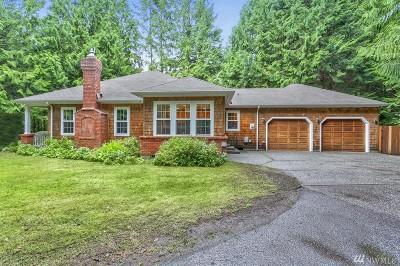 Langley Single Family Home Pending: 1138 Cedar Cir