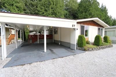 Bellingham Mobile Home For Sale: 4915 Samish Wy #87