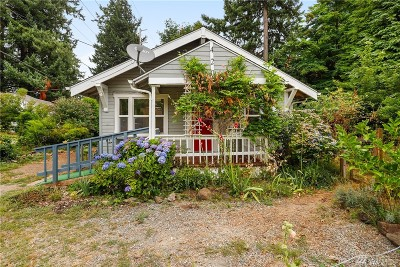 Olympia Single Family Home For Sale: 420 O'farrell Ave SE