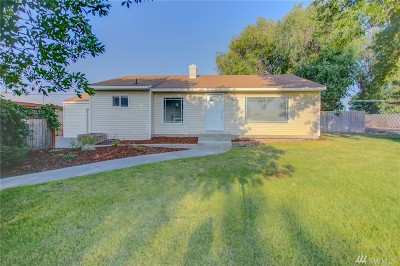 Moses Lake Single Family Home For Sale: 1409 S Skyline Dr