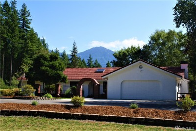 North Bend WA Single Family Home For Sale: $824,950