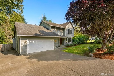 Snohomish Single Family Home For Sale: 11911 206th Ave SE