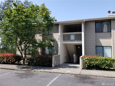 Renton Condo/Townhouse For Sale: 1301 S Puget Dr #A-11