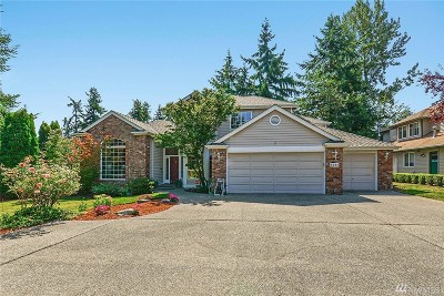 Edmonds Single Family Home For Sale: 8508 218th St SW