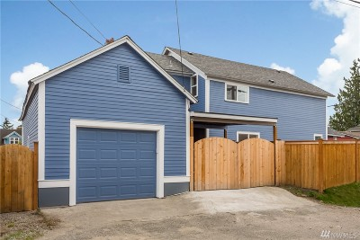 Everett Single Family Home For Sale: 1611 23rd St