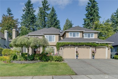 Issaquah Single Family Home For Sale: 27146 SE 25th Place