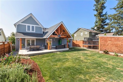 Lynden Single Family Home Contingent: 904 Pine St