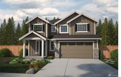 Bonney Lake Single Family Home For Sale: 14532 200th (Lot 68) Ave E