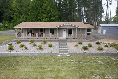 Silverdale Single Family Home For Sale: 3230 NW Mountain View Rd