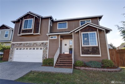 Lynnwood Condo/Townhouse For Sale: 2906 145th St SW