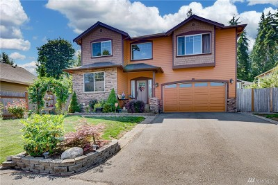 Lake Stevens Single Family Home For Sale: 10516 2nd Place SE
