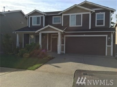 Puyallup Single Family Home For Sale: 15820 92nd Av Ct E