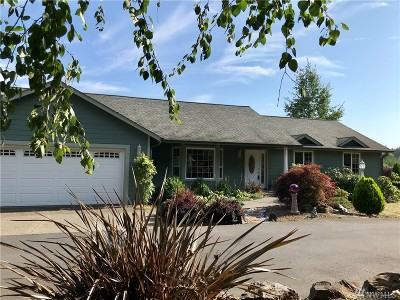 Lewis County Single Family Home Pending: 120 Riverview Dr