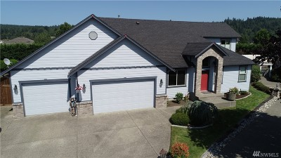 Orting Single Family Home For Sale: 14815 155th St Ct E