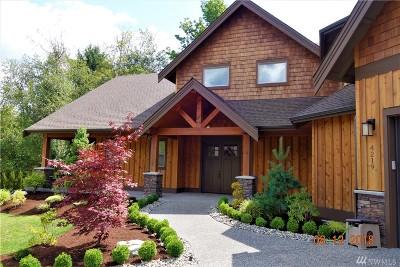 Lake Stevens Single Family Home Contingent: 4219 121st Dr NE