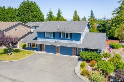 Everett Single Family Home For Sale: 1721 Madison St #A
