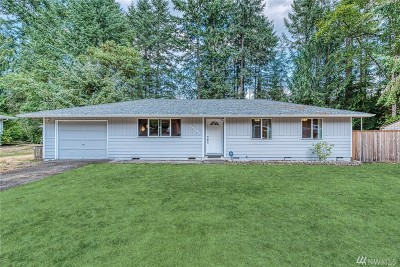 Gig Harbor Single Family Home For Sale: 14121 49th Ave Ct NW