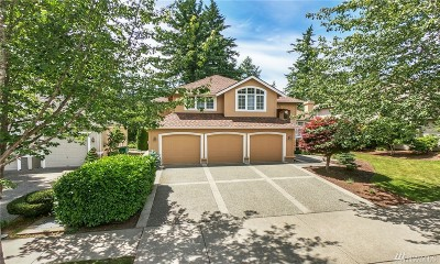 Mill Creek Single Family Home For Sale: 15400 32nd Ave SE