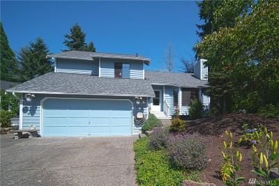 Lynnwood Single Family Home For Sale: 2603 201st St SW