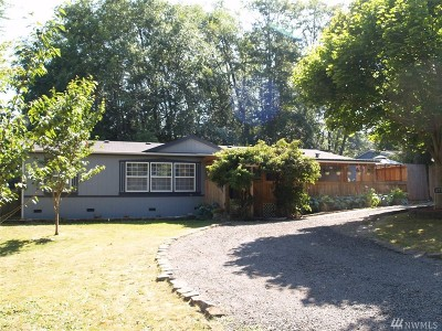 Hansville Single Family Home For Sale: 6779 NE Twin Spits