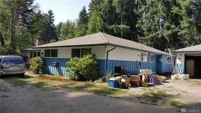 Shoreline Single Family Home For Sale: 306 NW 175 St