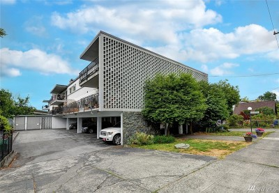 Seattle Condo/Townhouse For Sale: 2524 Boyer Ave E #436